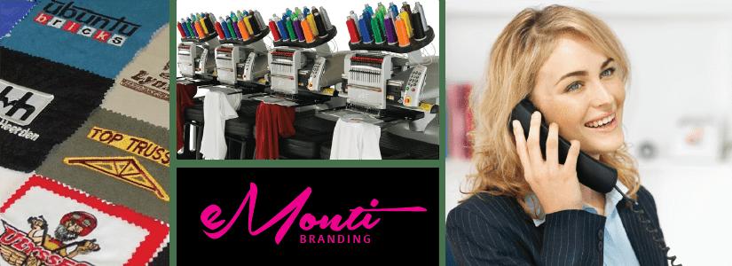 Contact Details - Emonti Branding