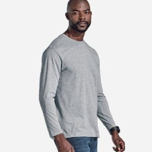MENS 145G LONG SLEEVE T-SHIRT
