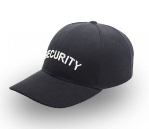 Security Fade Resistant Cap