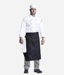 Barron tapered apron